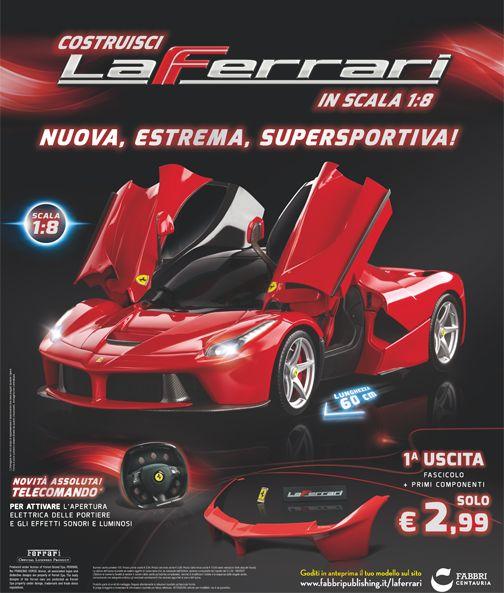 33 migliori immagini costruisci la ferrari su pinterest for Ferrari cerniere