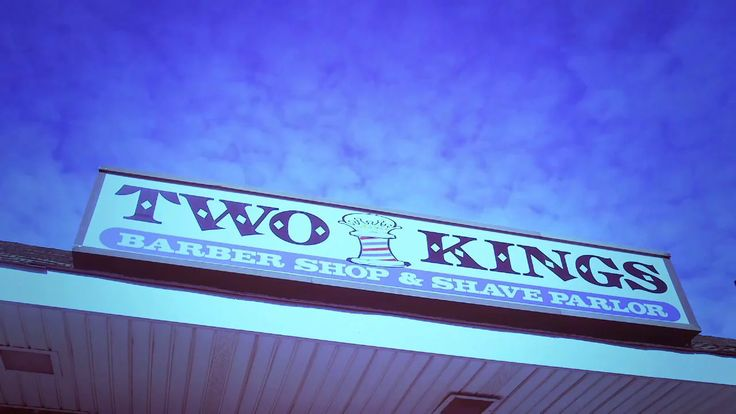 They play rough, live hard, punk out, and do their job with attitude guns a blazing. Welcome to Two Kings Barber shop and Shave Parlor. Take a seat and sling the…