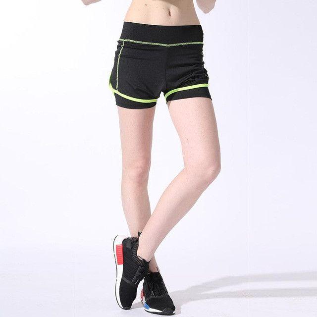 B.BANG Women Yoga Fitness Sports Training Shorts Female Stretch Running Short Pants Gym Sweatpants Workout Shorts