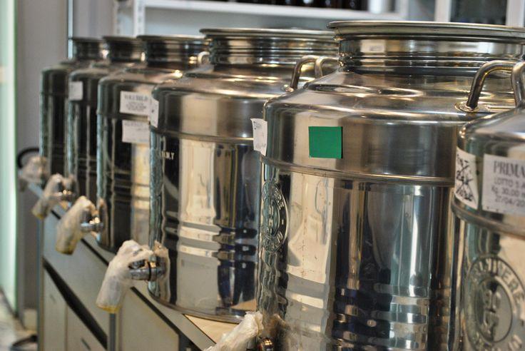 Dove conserviamo le nostre essenze #essence #perfume #laboratory #brunoacamporaprofumi