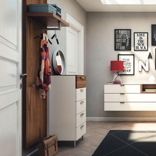 Contemporary entrance wardrobe MULTI-VARIS  hülsta