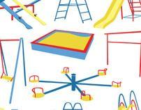 Playground pattern design