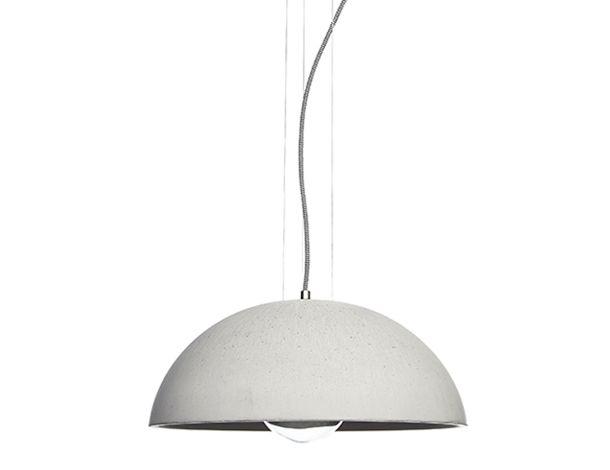Globus410 concrete pendant lamp design Urbi et Orbi 2015