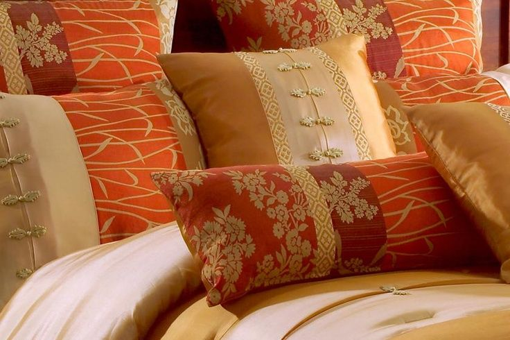 Can asian style bedspreads video!! love