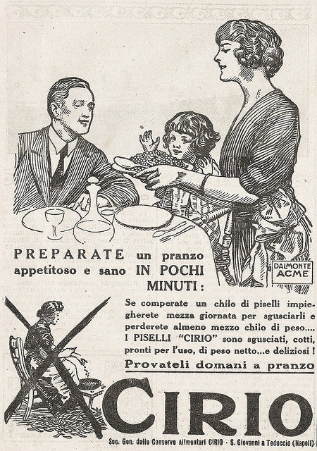 Cirio by VINTAGE AD, via Flickr
