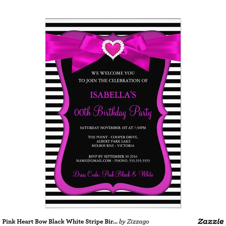 8243 best Zizzago Invitations images on Pinterest | Birthday party ...