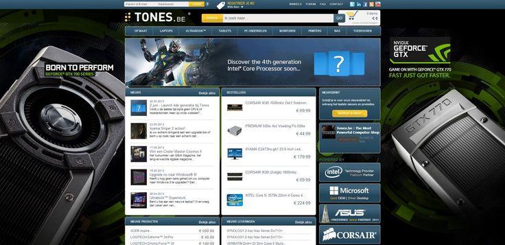 NVIDIA GeForce GTX 770 skin for Tones.be.