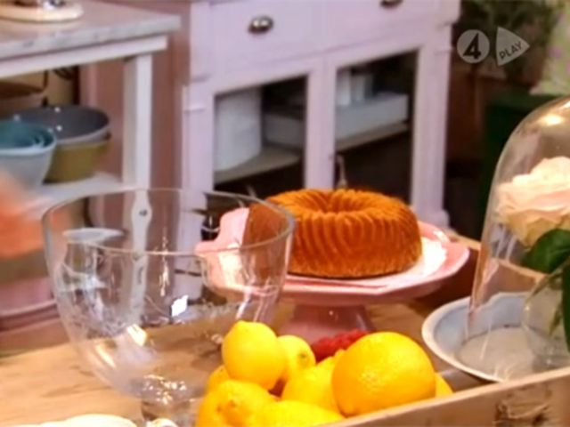 Saftig sockerkaka, Leilas grundrecept (kock Leila Lindholm)