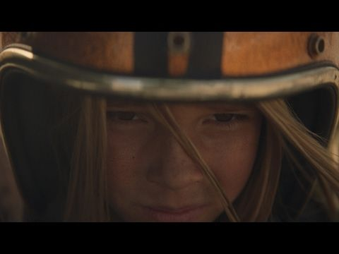 """Audi released """"Daughter"""" ― a one-minute spot that follows a little girl embarking on a downhill cart race. As her dad watches the race, he reflects on the way society measures a woman's worth."""