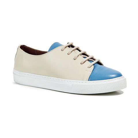 Kirsten Kadın Günlük Ayakkabı Vizon/Bej/A.Mavi - DESA