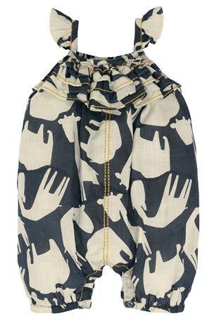 Buy Giraffe Print Romper (3mths-6yrs) from the Next UK online shop