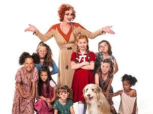 My review of Annie UK tour at Bristol Hippodrome.