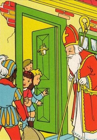 Daar wordt aan de deur geklopt - L.N. van Groen