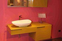23 best BAGNO images on Pinterest | Bathroom, Half bathrooms and ...