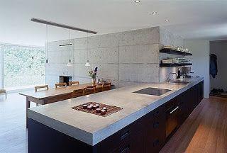 Concrete Kitchen Benches1