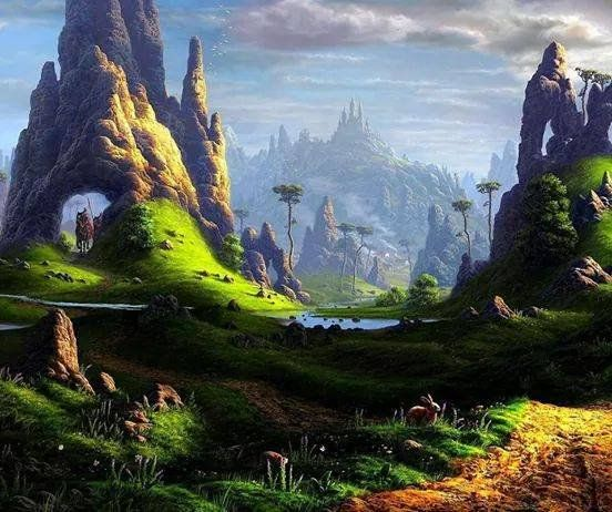 """HANNU Twitterissä: """"fantasy picture https://t.co/yFrGA5L55k"""""""