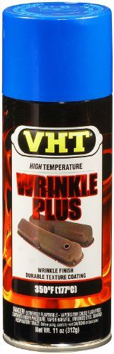 VHT SP206 Blue Wrinkle Finish Paint - 11 fl. oz. >>> Check out the image by visiting the link.