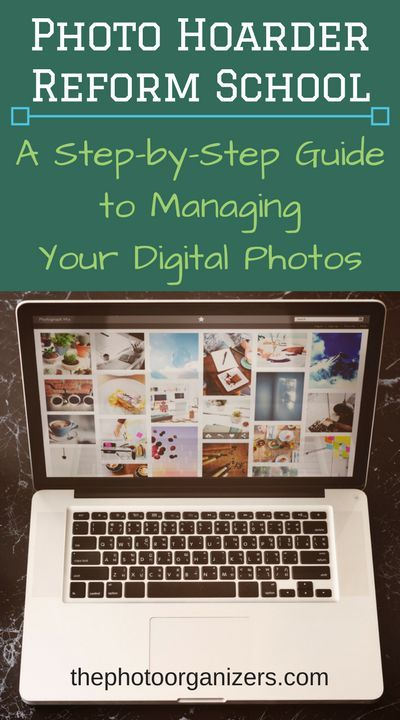 Stop hoarding sub-par pictures and instead keep the gems while you manage your digital photos. Let's all go to Photo Hoarder Reform School. | ThePhotoOrganizers.com