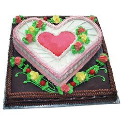 Cakes are the best gift you can send to dear ones far away - send cake online and express your regards. Shop2Nellore for surprise parties, have special midnight deliveries.