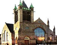 The First UCC Church, Hamburg, PA, will be participating in the 2015 Taste of Hamburg-er Festival and will feature Yuengling ice cream at their stand.