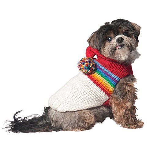 Chilly Dog Vintage Ski Hoodie for Dogs, 3X-Large