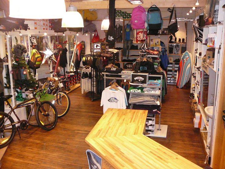 North Shore Casual le shop surf à Trouville !