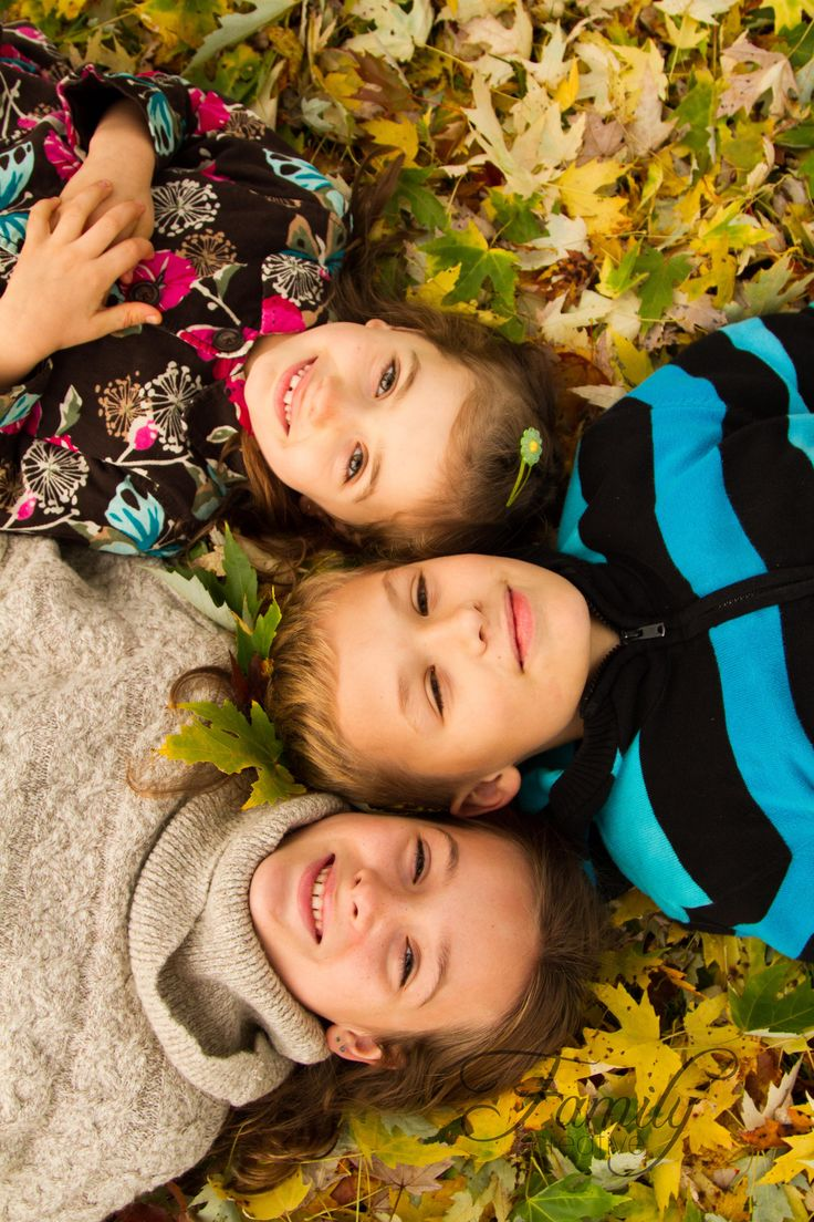 family photography | siblings | fall | colorful and fun