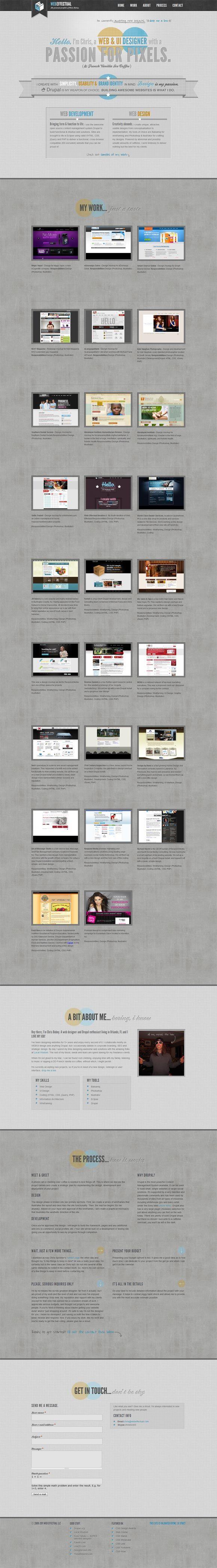 Web Effectual   Web Design
