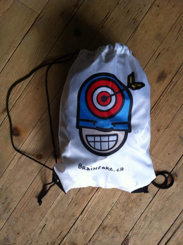 Bullseye Bag by Brainfart