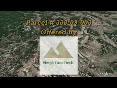 40 Acres - Vacant Land For Sale - Mountain Views - NE of Kingman, Arizona!