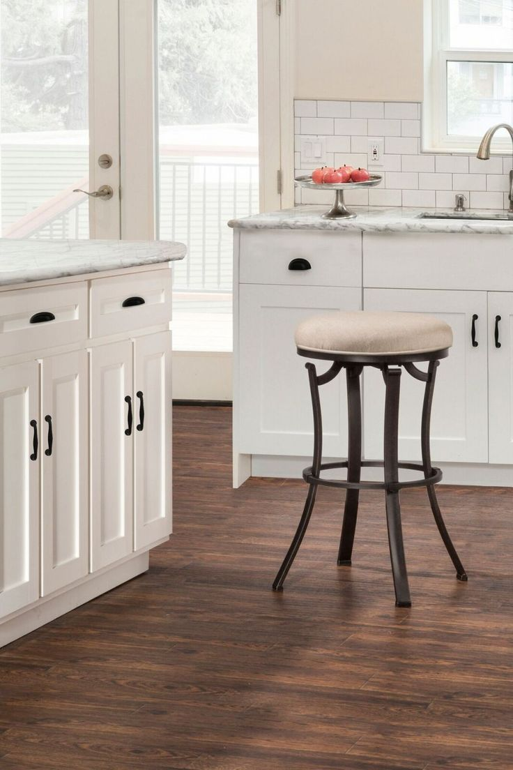Add Your Kitchen With Kitchen Island With Stools: 17 Best Ideas About Backless Bar Stools On Pinterest