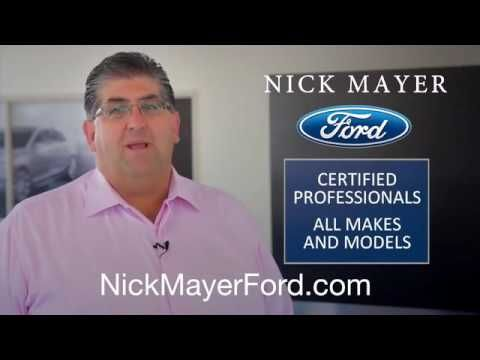 New Ford Taurus Available at Nick Mayer Ford – Save Thousands Ford Tauru...