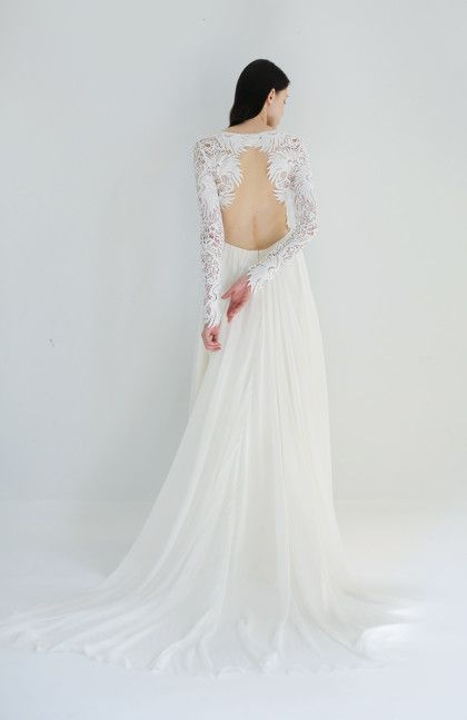 e33ee702131 Leanne Marshall Spring 2018 Bridal Collection  bridesofok  fromtherunway