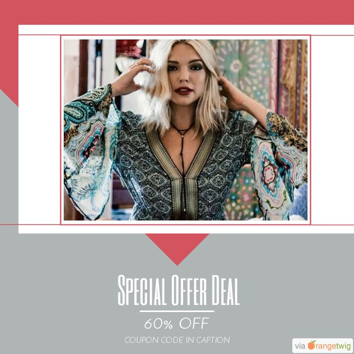 We are happy to announce 60% OFF on our Entire Store. Coupon Code: BLOWOUT60.  Min Purchase: $100.  Expiry: 12-Jun-2017.  Click here to avail coupon: https://small.bz/AAawajG #musthave #loveit #instacool #shop #shopping #onlineshopping #instashop #instagood #instafollow #photooftheday #picoftheday #love #OTstores #smallbiz #sale #coupon