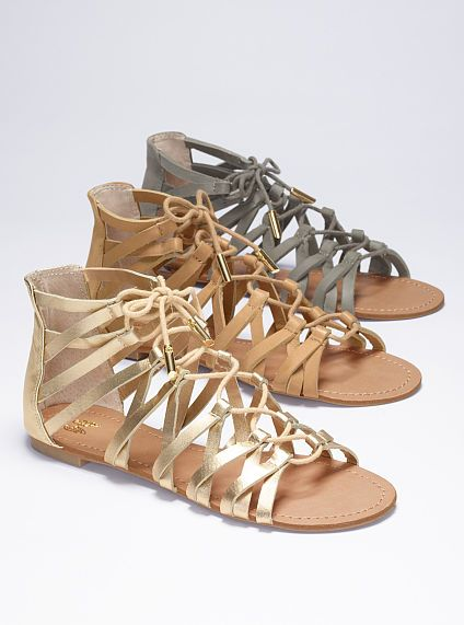 Gladiator Sandal $49,99