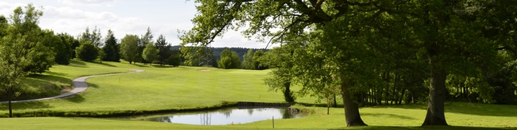 Durby golf course in Belgium. What's your favorite golf course?