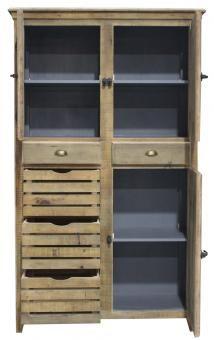 Block & Chisel kitchen pantry cupboard