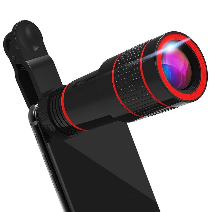 Universal clip 8X 12X Zoom Mobile Phone Optical Telescope