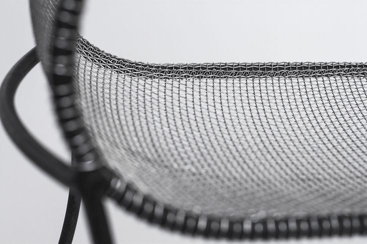 chaise mesh (détail)