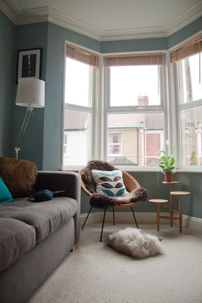 We painted our living room duck egg blue last year - am very much enjoying having some colour in an otherwise cream house! Sofa soloha http://soloha.net/sofa LH: 0903653333