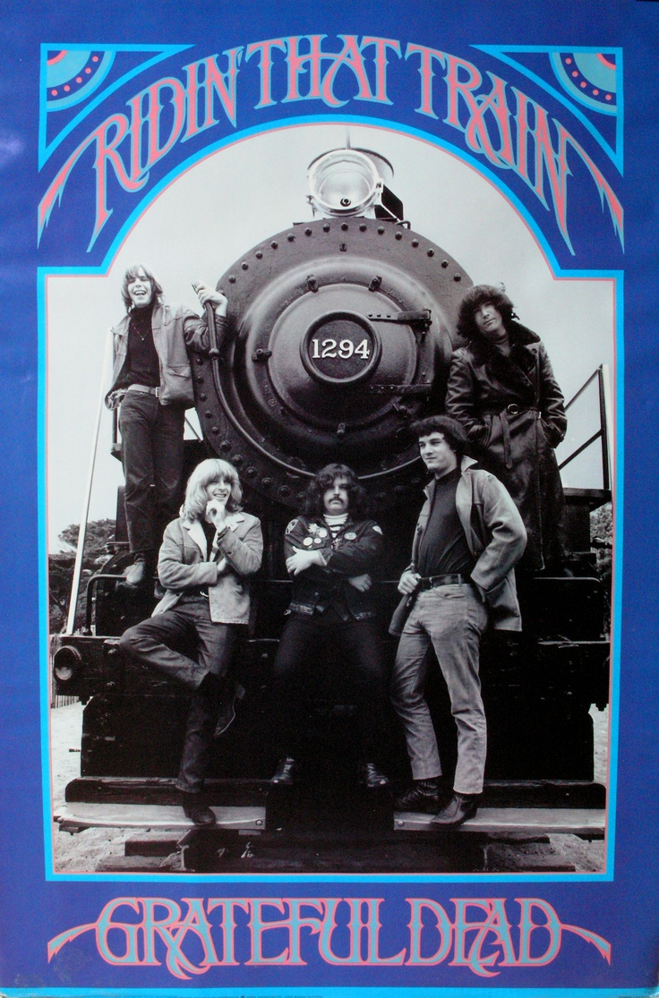 The Grateful Dead-Casey Jones...
