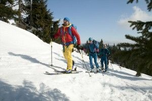skitouring krkonoše