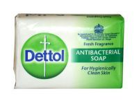 Dettol Antibacterial Soap 125g Fresh Fragrance   For Hygienically Clean Skin