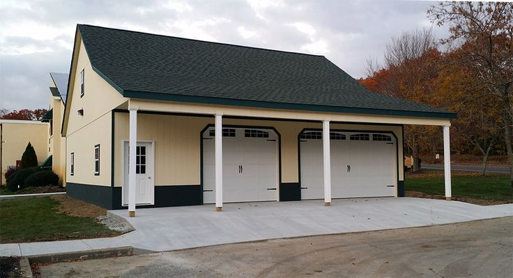 96 best garages images on pinterest garages carriage for 40x40 garage