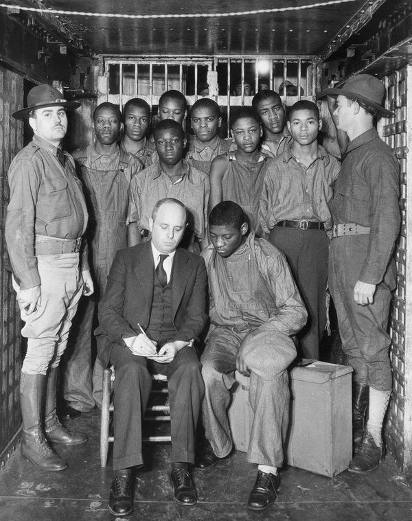 the scottsboro boys and the court s Court case 2: the scottsboro boys trial - controversial court cases can both tear communities apart and shape our history for the better take a look at these 10 controversial court cases in.
