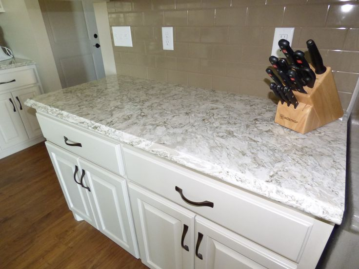 Stone Center Helps Customers In A New Home By Removing Granite And  Replacing It With Cambria Quartz Countertops.