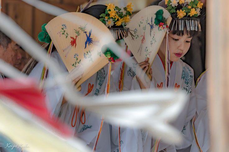 浦安の舞〜雪浦くんち Shrine Maidens' Dance | Nagasaki365 - 長崎の今を写真でお届けします。