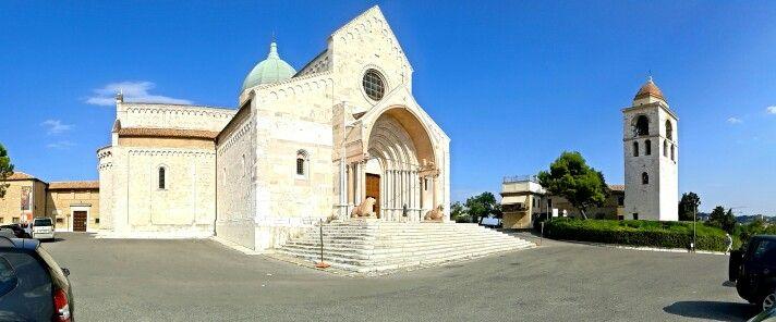 Basilica Cattedrale Metropolitana di San Ciriaco in Ancona, Marche