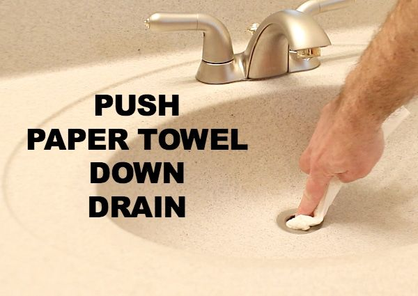 How To Clean A Stinky Sink Drain Sink Drain Sink Drain Smell Sewer Smell In Bathroom