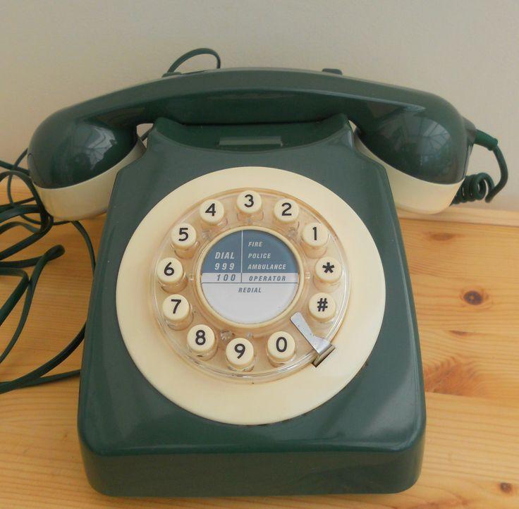 WILD & WOLF RETRO STYLE TELEPHONE ~ NOW ON MY EBAY SITE LUBBYDOT1
